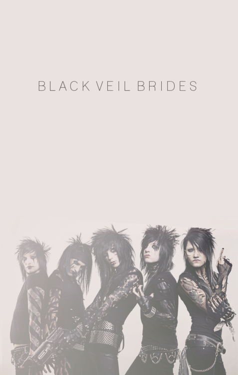 BVB!!! They remind me of Kiss