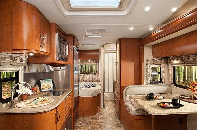 2013 Citation Sprinter Motorhomes: Class B+ RV By Thor