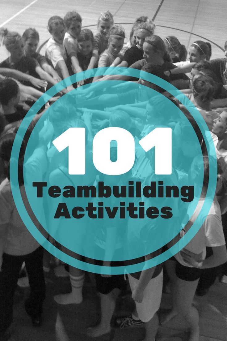 101 Team Building Ideas For Athletes Coaching Activities Teambuilding Workshop Co Worker Team Team Building Activities Team Bonding Team Bonding Activities