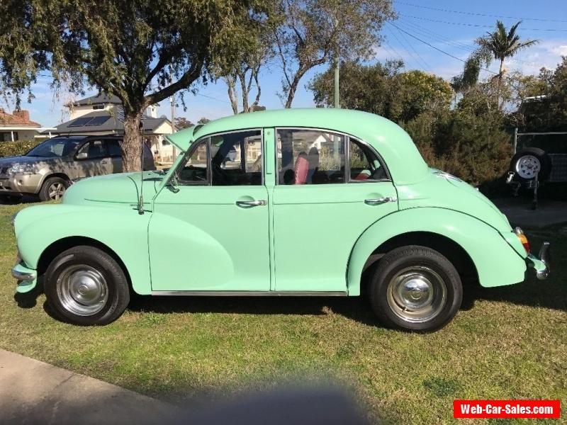 1956 Morris Minor. Split windscreen #morris #minor #forsale ...