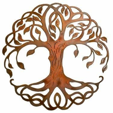 """Explore our website for more info on """"metal tree wall art ..."""
