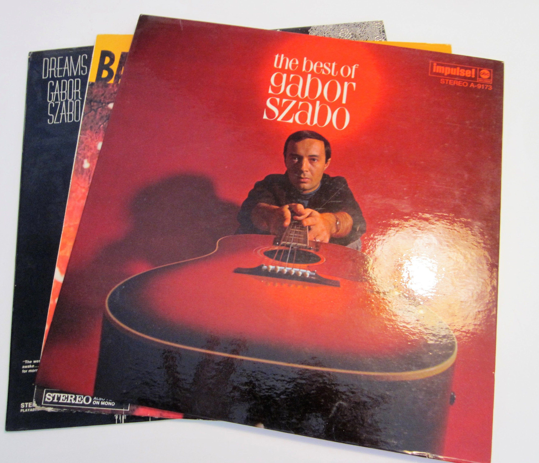 Gabor Szabo Collection The Best Of Gabor Szabo Gabor Szabo Dreams Bacchanal Gabor Szabo Jazz Music In 2020 Jazz Music Good Things Music