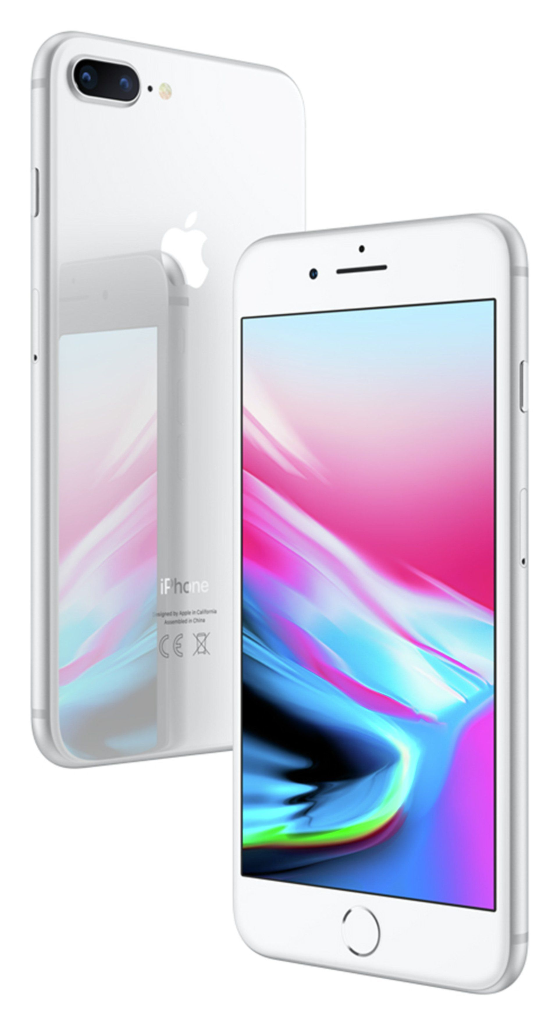 Sim Free Iphone 8 Plus 256gb Mobile Phone Silver In 2020 Apple Iphone Iphone Free Iphone
