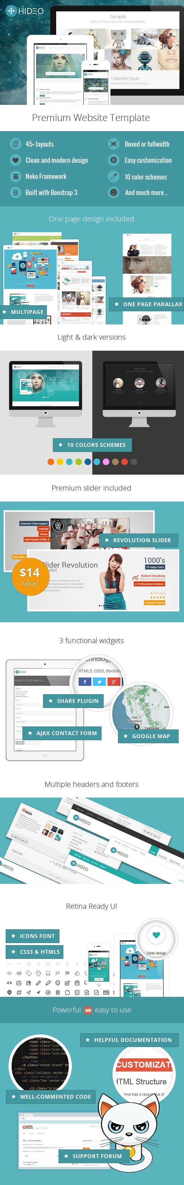 Bootstrap Website Templates Inspira  Responsive Html 5 Website Template  Modern Website And