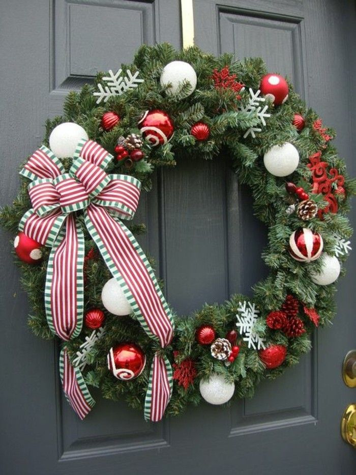Photo of Weihnachtskranz basteln – 65 inspirierende Ideen