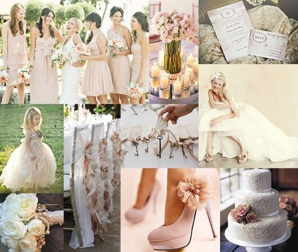 Neutral Wedding Colors I Would Love A Green White And With