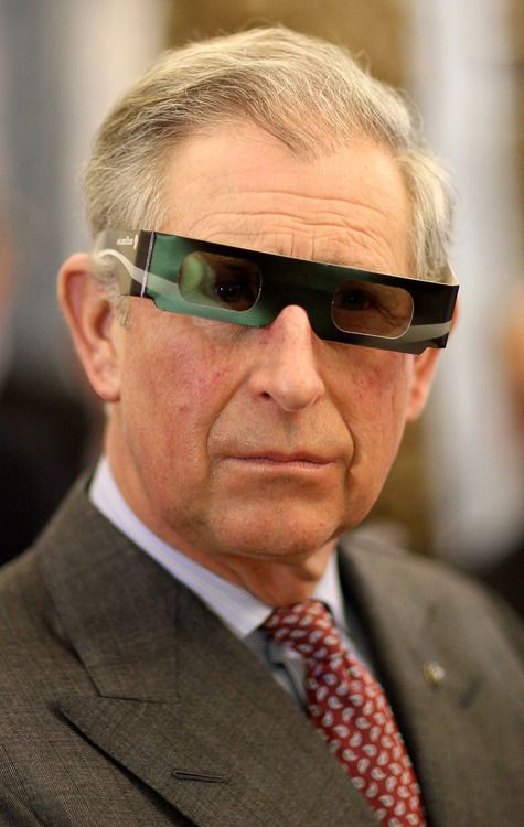Prince Charles, MIB :)