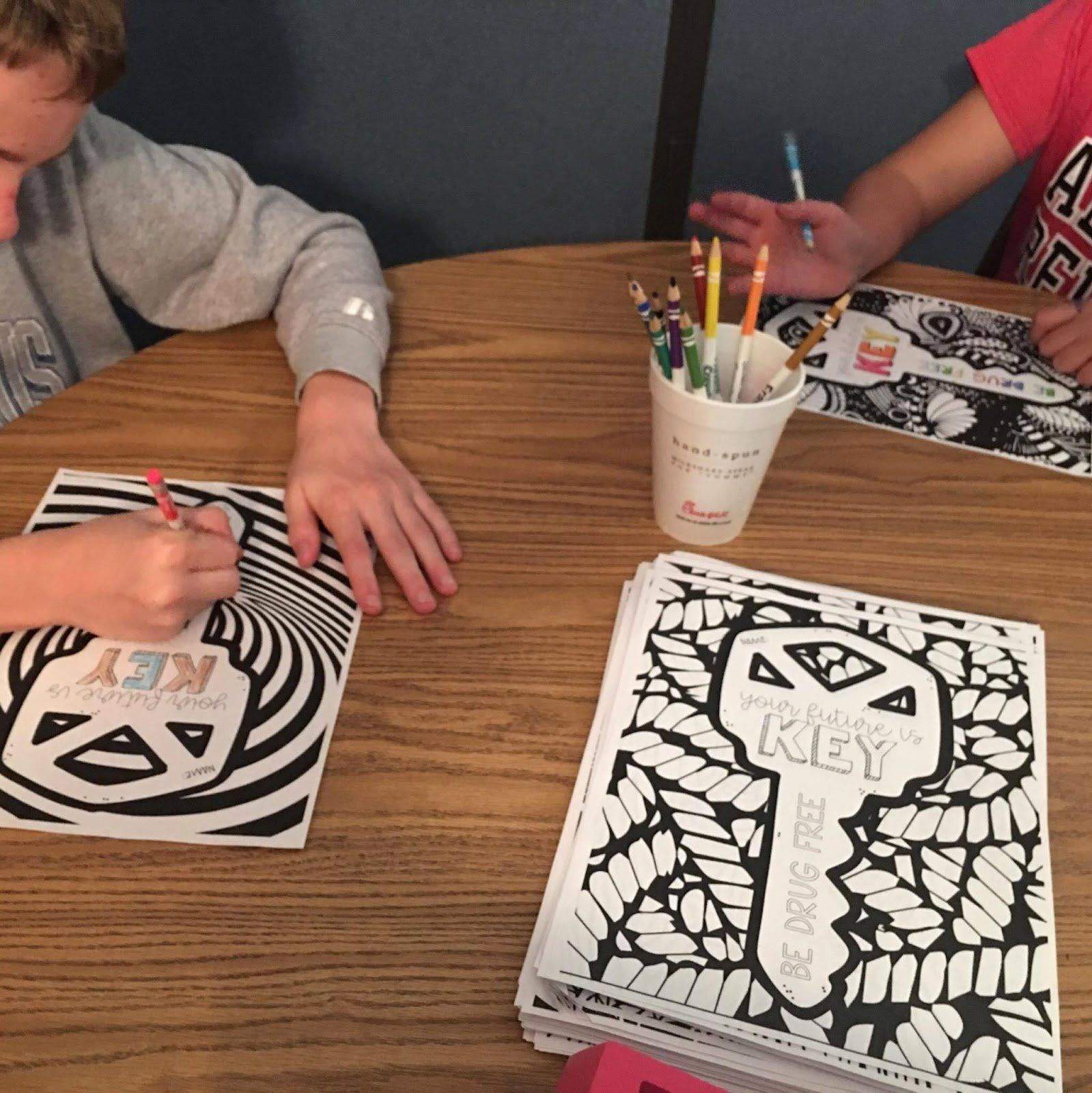 Red Ribbon Week Coloring Page Lovely Red Ribbon Week
