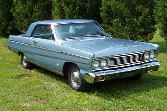 1965 Ford Fairlane K Code 2 Door Hardtop 21074 Awesome Rides