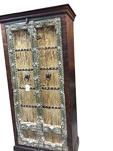 Superior Mogulinterior Armoire Cabinet Reclaimed Antique Vintage Patina Storage  Indian Furniture Mogul Interior Http://