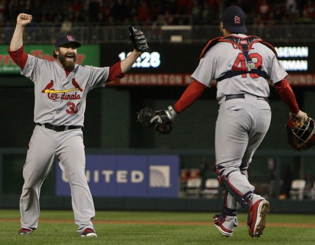 Motte closes out the series   St Louis Cardinals   National