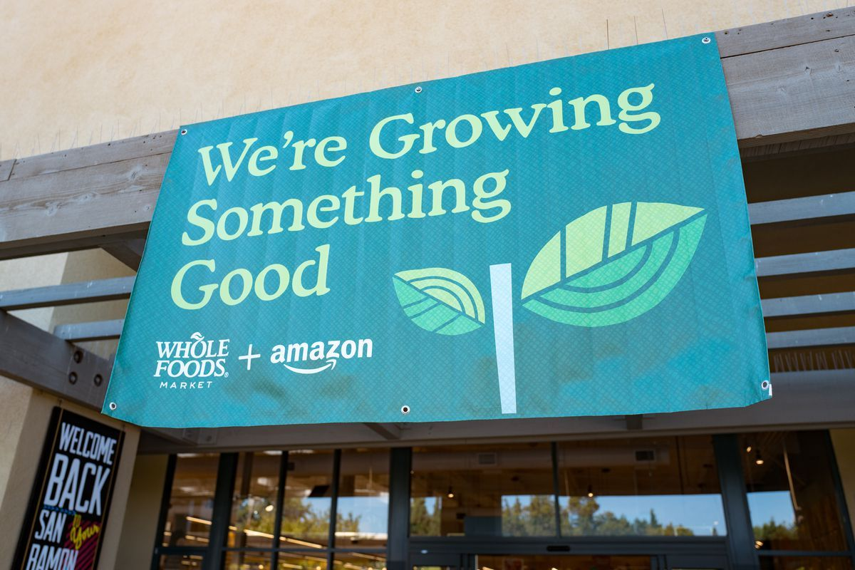 Amazon Prime Customers Can Now Order Delivery From Whole