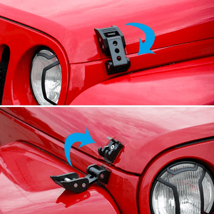 The 9 Best Jeep Hood Latches Jeep Jeep Wrangler Tires Jeep Wrangler Models