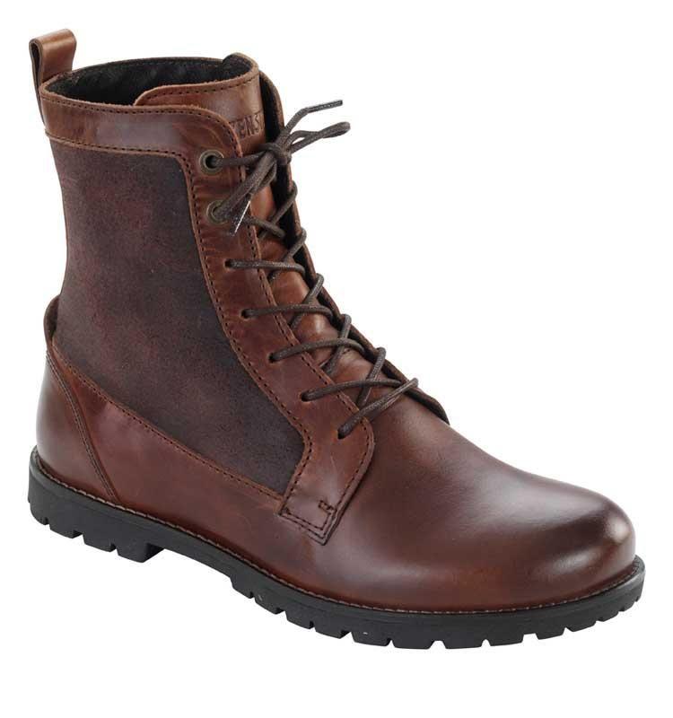 db93088cf7 BIRKENSTOCK SHOES Birkenstock Gilford High Women Natural Leather ...