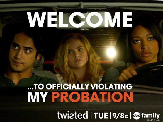 Twisted  Twisted Abc Family, Twist, Abc Family-4638