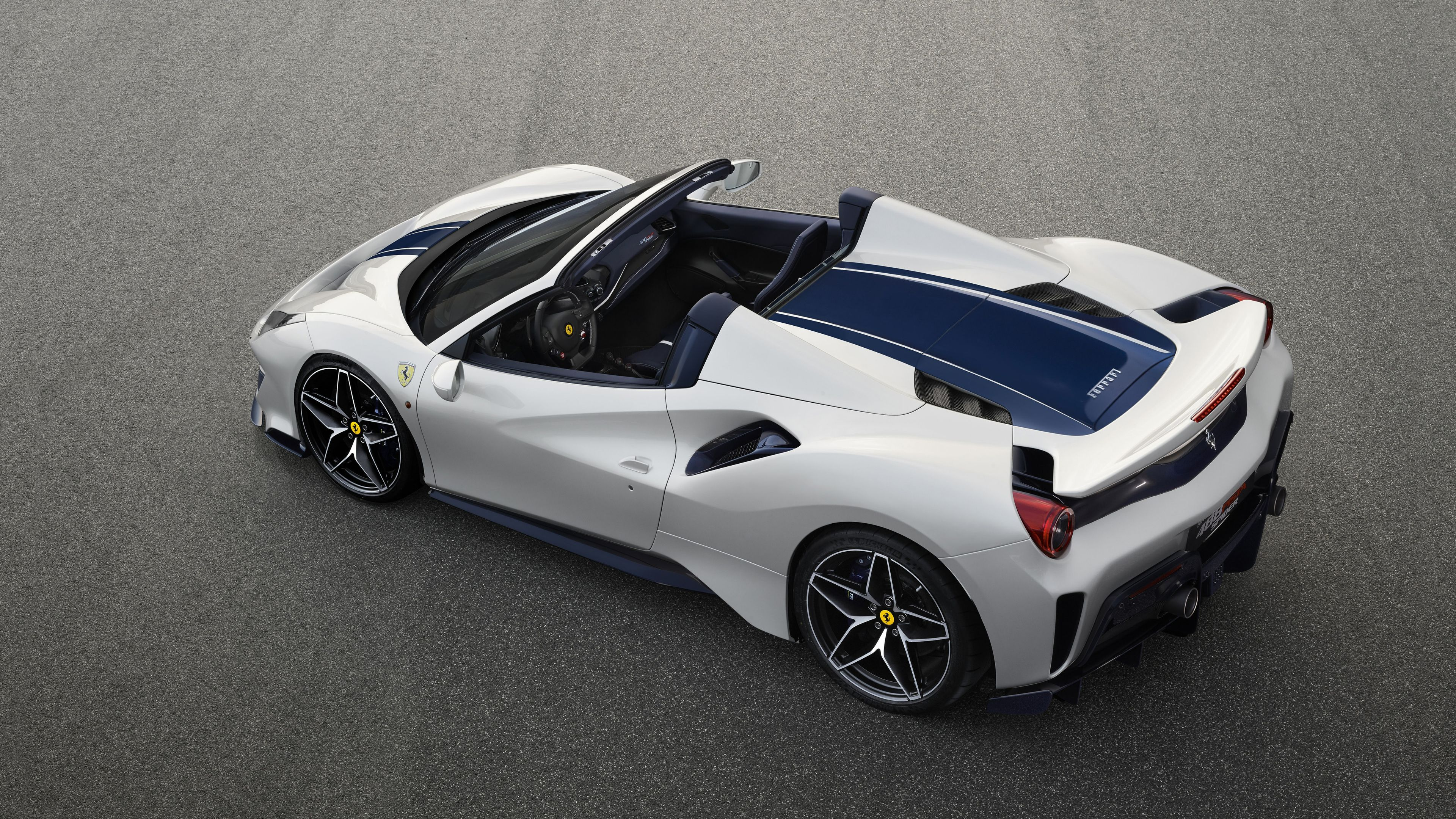 Wallpaper 4k Ferrari 488 Pista Spider 2018 4k 2018 Cars Wallpapers