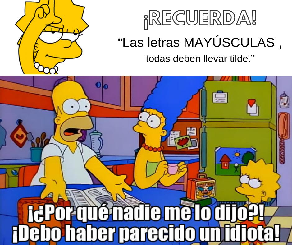 Uso Adecuada De La Mayusculas En Espanol Reglas Normas Y Ejemplos Mayusculas Reglas De Acentuacion Memes De Ortografia