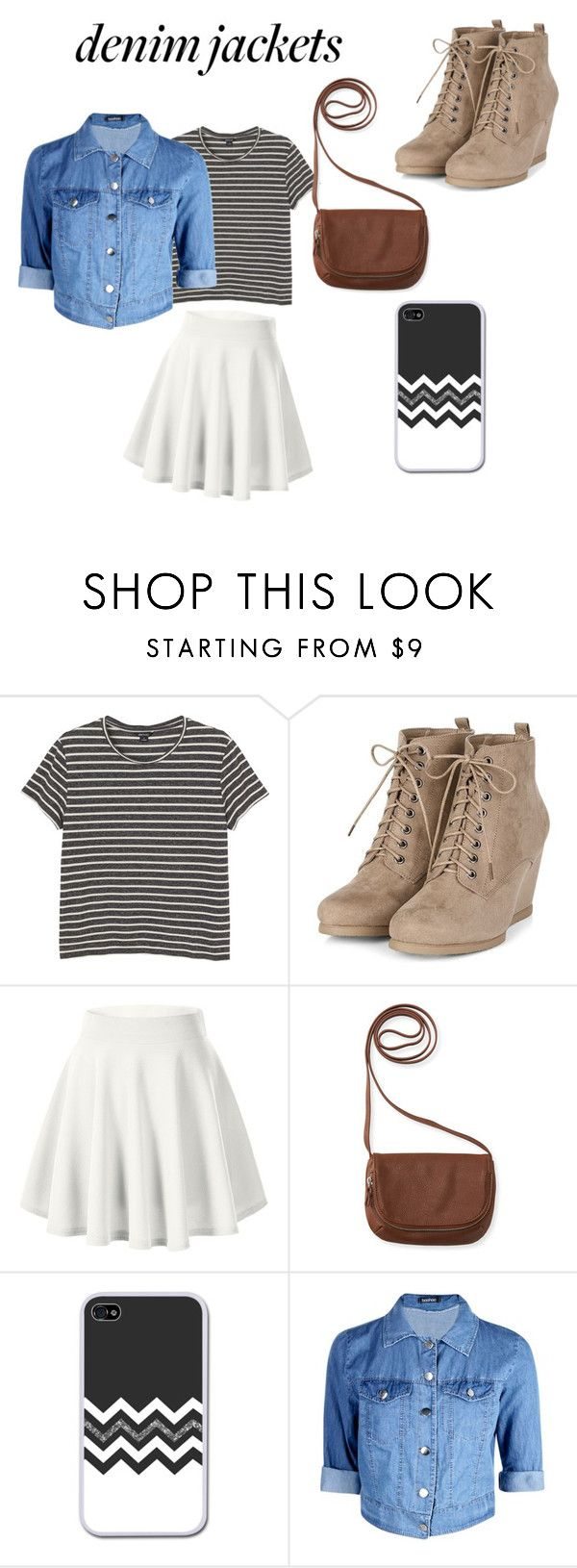 """""""Outfit"""" by taylor-dingman ❤ liked on Polyvore featuring Monki, Aéropostale and Boohoo"""