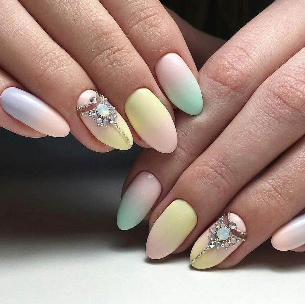 30+ Luxury Nail Art Trends Ideas You Will Love Now (With