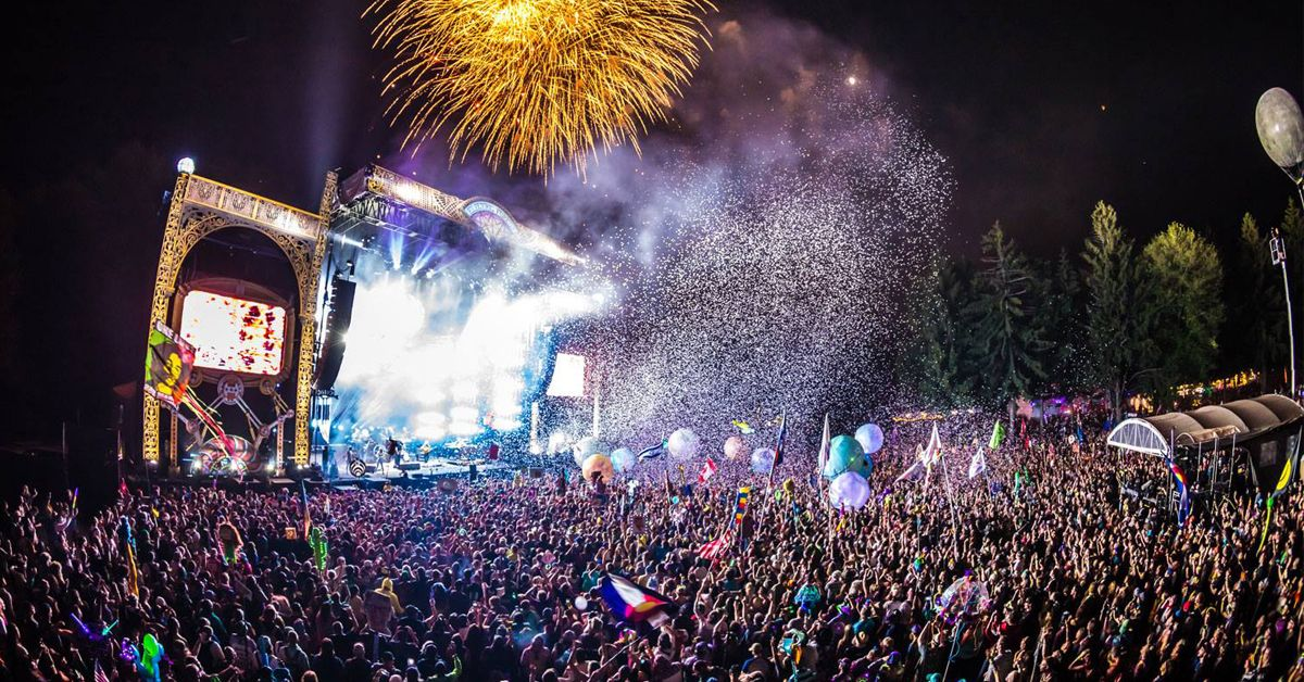 Find The Top Edm Festivals In Your Area In The Us And Worldwide