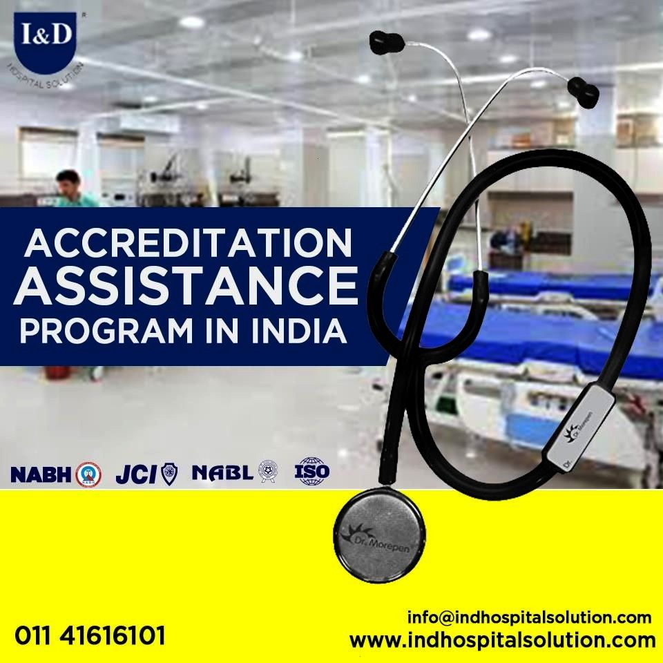 Accreditation Assistance Hospitals Provide Various We Towe