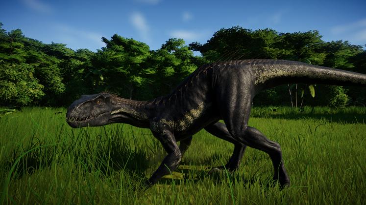 Indoraptor Jurassic World Evolution Jurassic World Jurassic Park World Jurassic World Dinosaurs