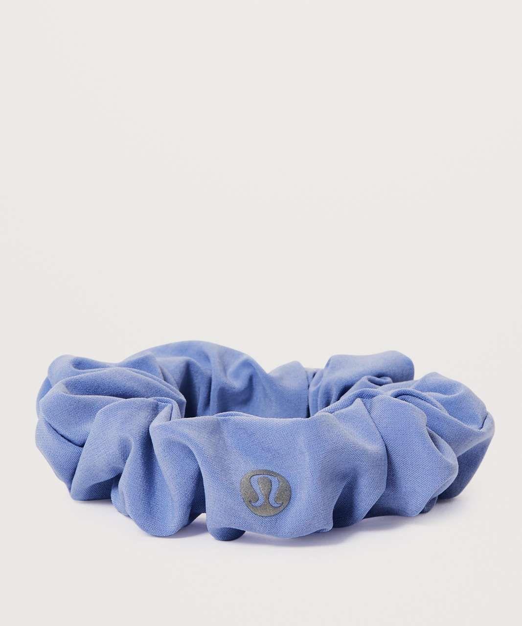 Lululemon Uplifting Scrunchie - Hydrangea Blue
