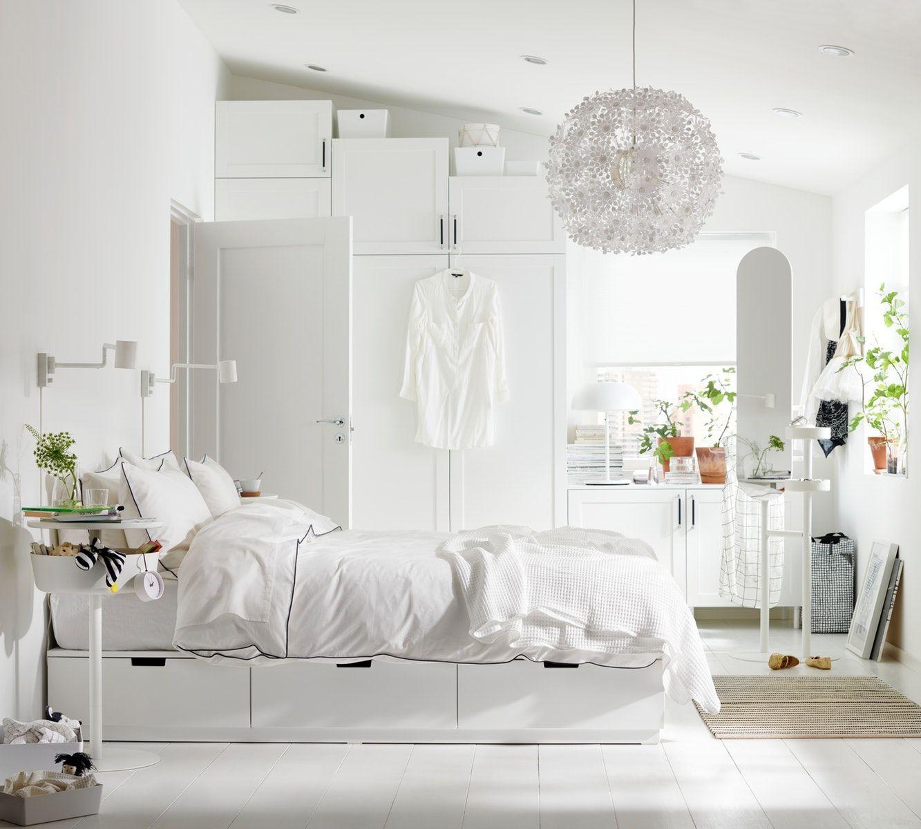 10++ Ikea white bedroom furniture ideas in 2021