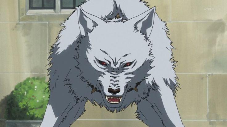 pluto in dog form from black butler - | Wolves | Pinterest
