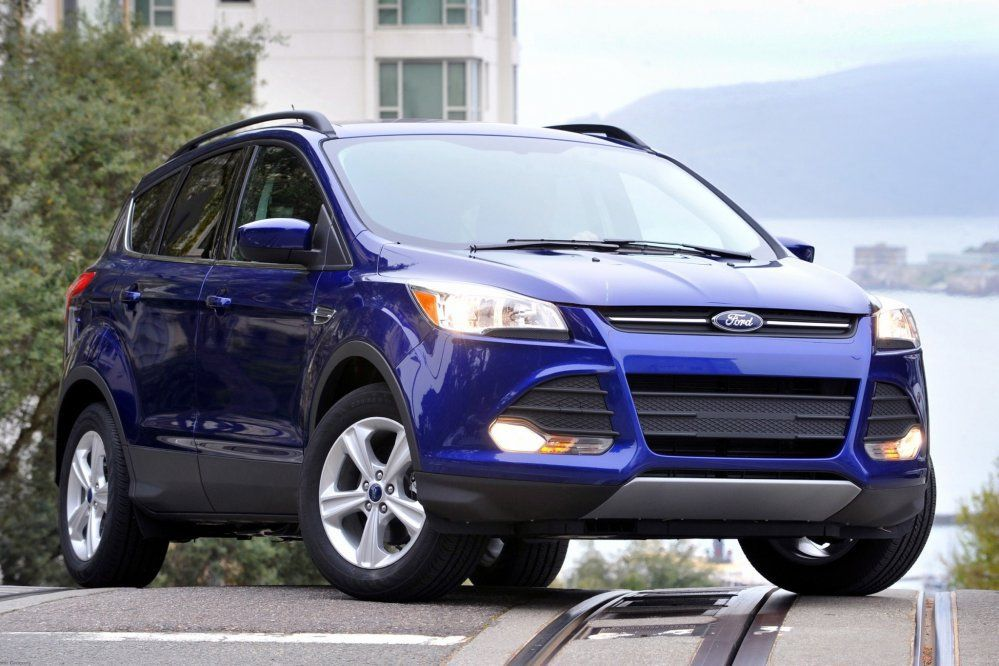 2018 Ford Escape 2 0l Ecoboost Fwd Release Date And Price The