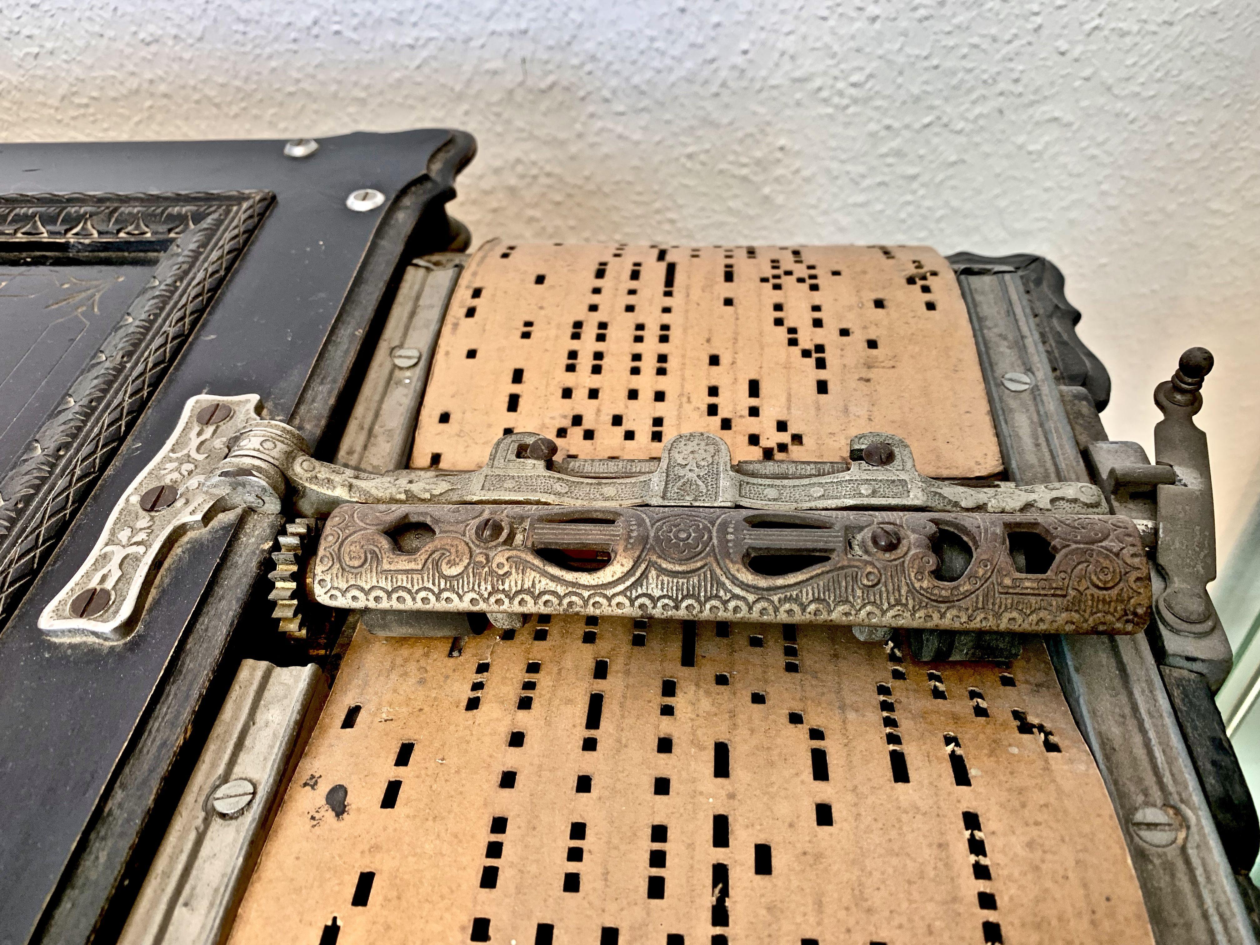 Les Incroyables Instruments De Musique Mecanique Instruments