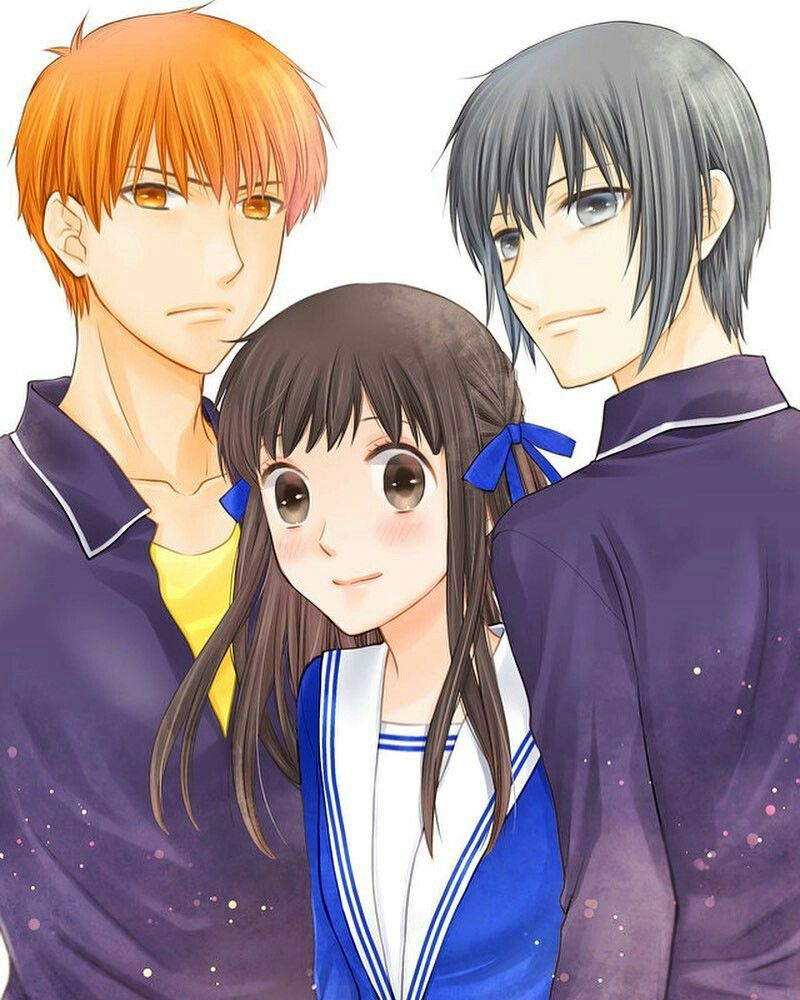 Pin by Katie Alexis on Fruit basket Fruits basket anime