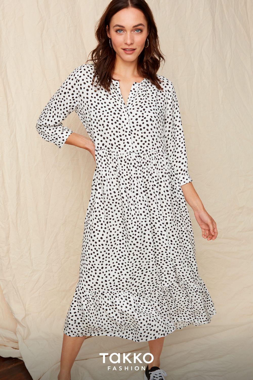 fashion-trend: polka dots für damen | outfit-inspirationen