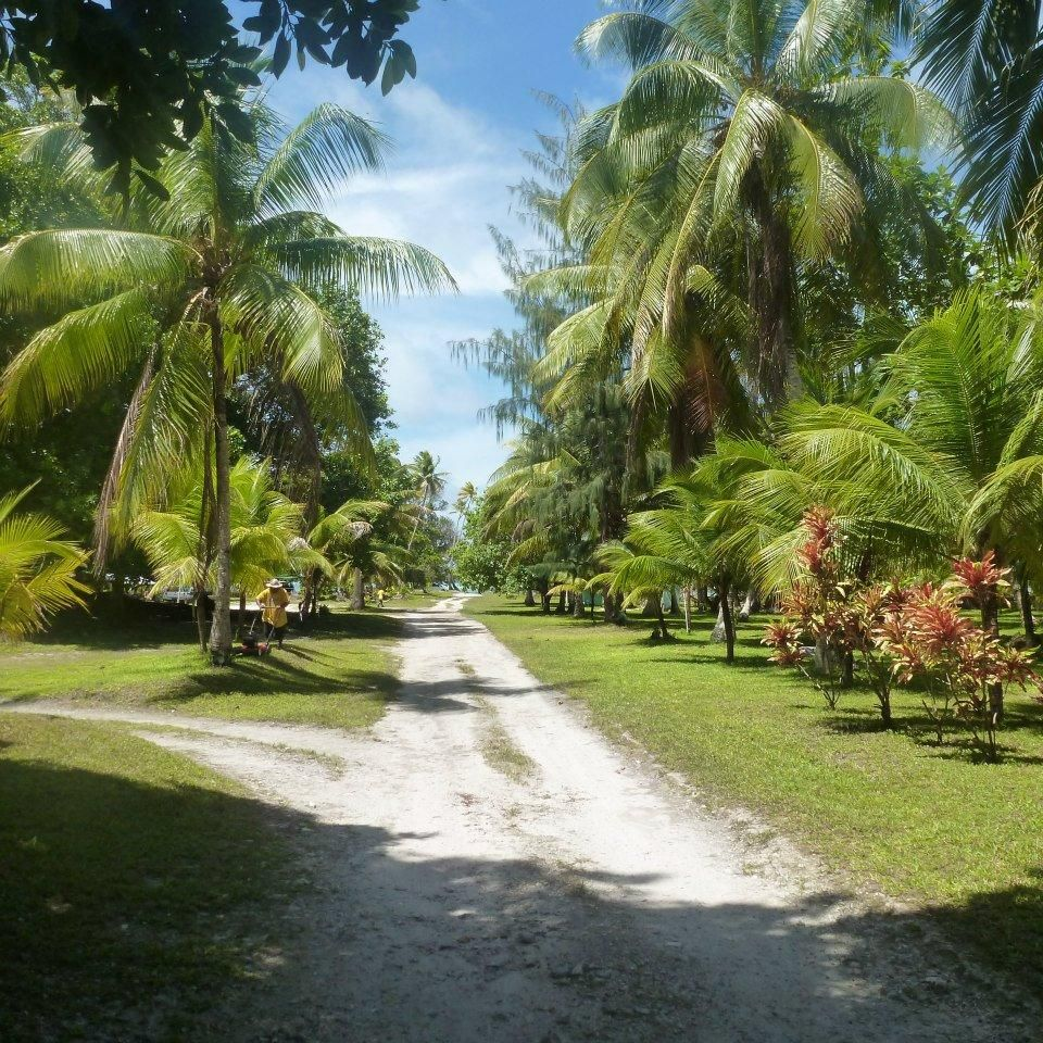South Pacific Beaches: Marshall Islands, Federated