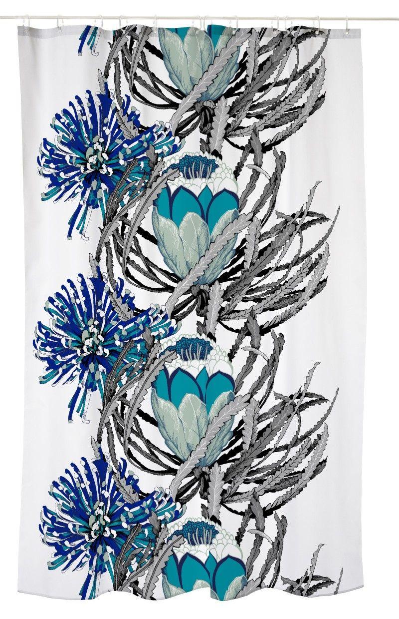 Avajaiset suihkuverho - Suihkuverhot - Vallilan verkkokauppa shower curtain design