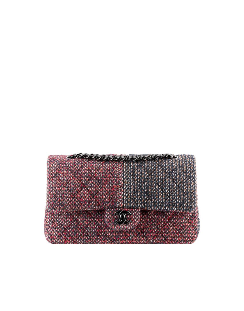 b20533362324 Tweed classic bag - CHANEL | Coco in 2019 | Chanel fashion, Chanel ...