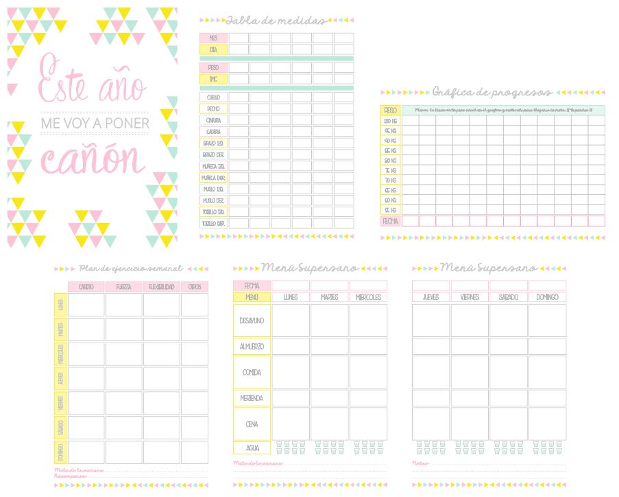 AGENDA 2015 | Lovely Charlotte | planner | Pinterest | Imprimibles ...
