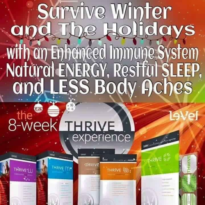 Eat to thrive: Fight the winter blues with these immune