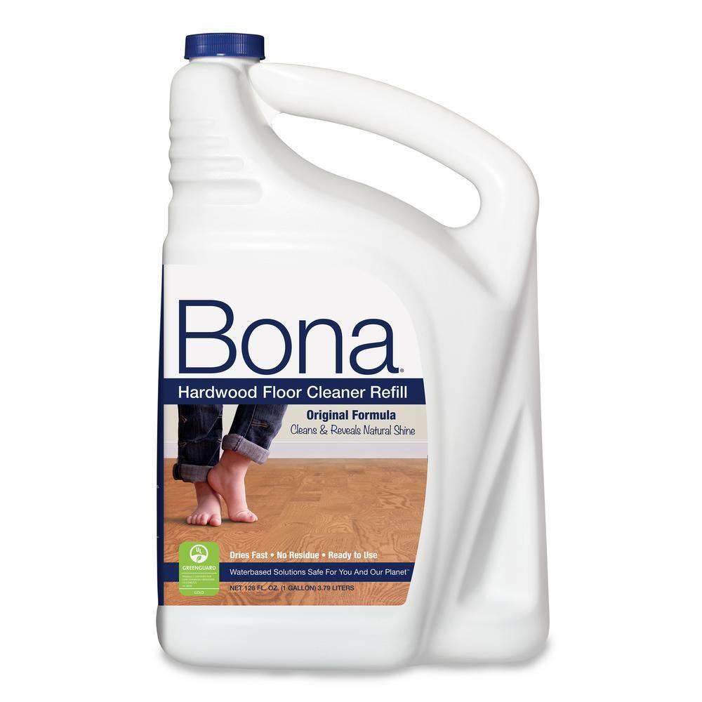 Bona 128 oz. Hardwood CleanerWM700018159 The Home Depot