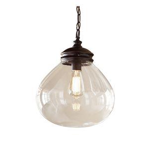 Bel Air Lighting Vintage Filament Drop Pendant