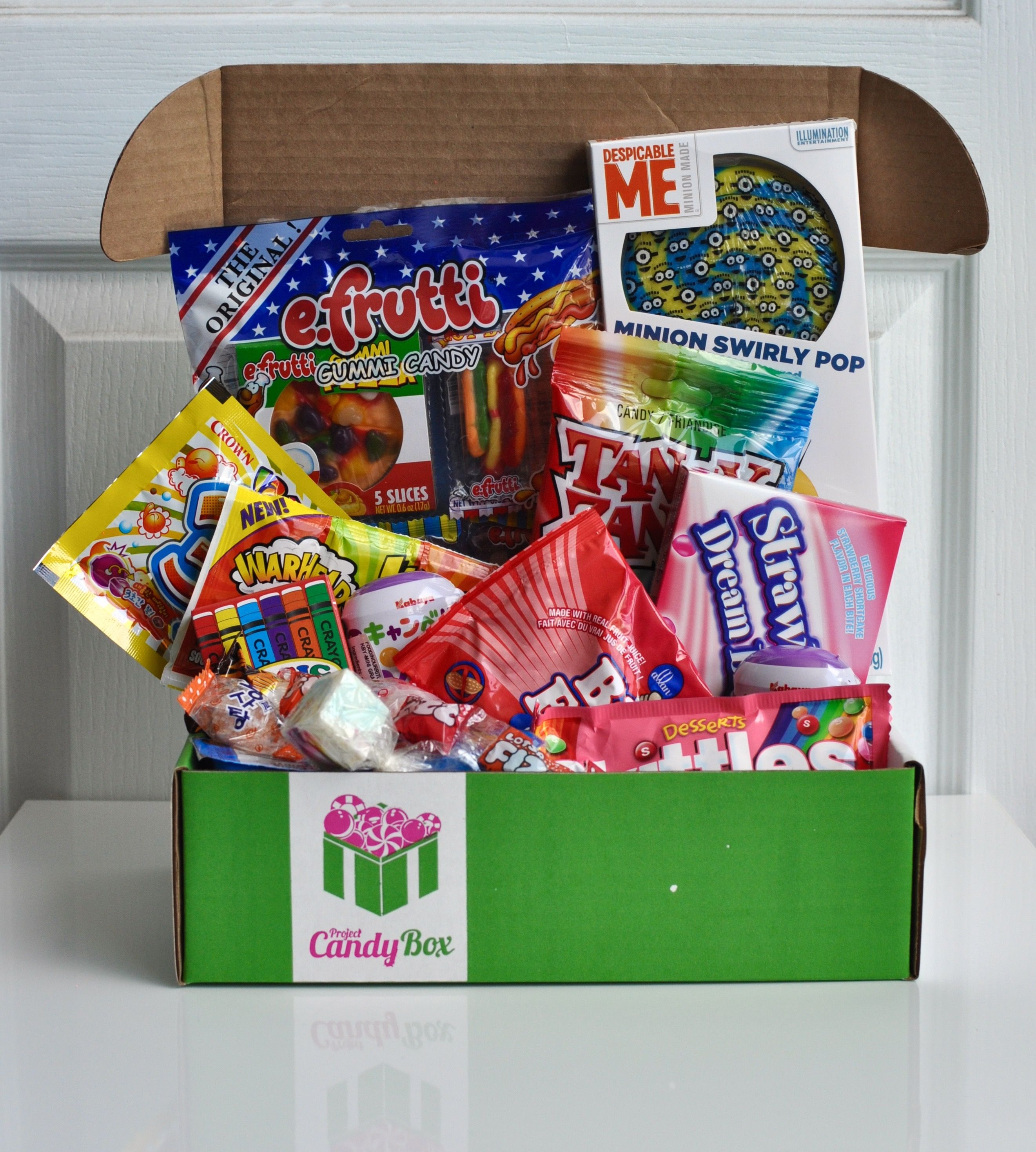 Project Candy Box Cratejoy Subscription Box Marketplace