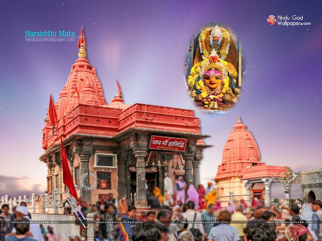 Wallpaper download karne - Harsiddhi Mata Wallpapers Photos Images Free Download