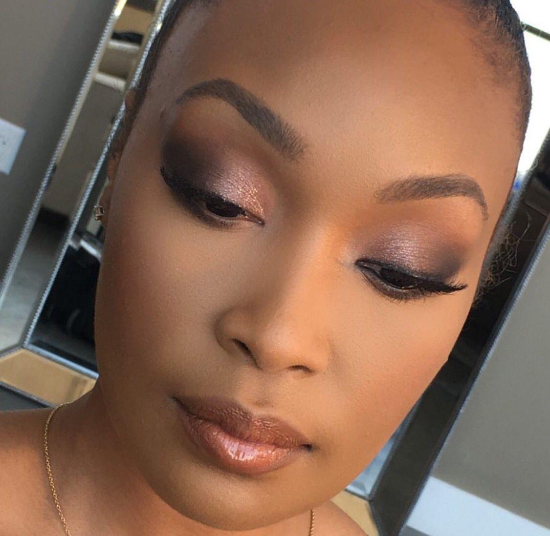 Makeup for black women Makeup for black women, Black
