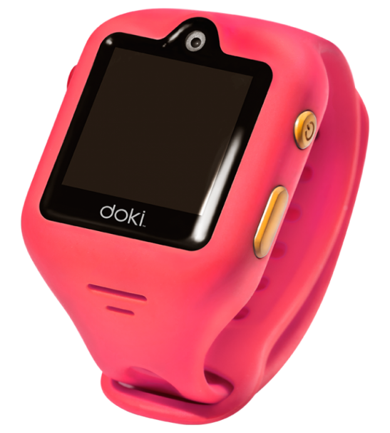 doki Smartwatch for Kids with Video Calling Smart watch