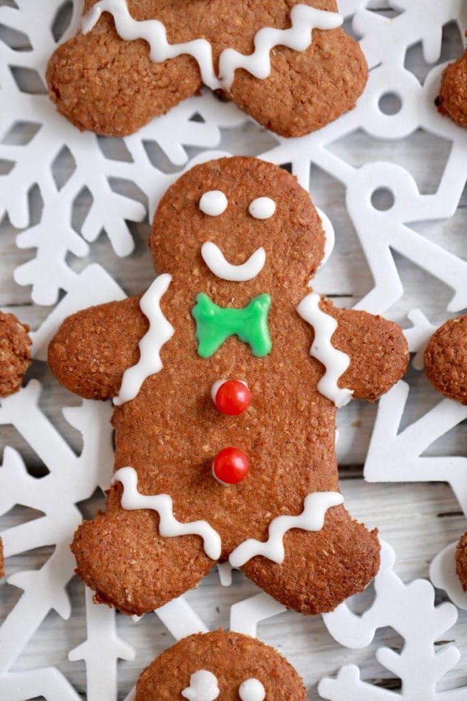 Gingerbread Men Cookies Recipe Cookie recipes