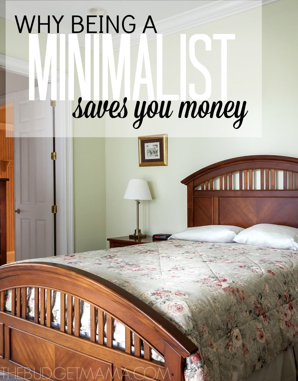 Why being a minimalist saves you money clutter and for Minimalist living money