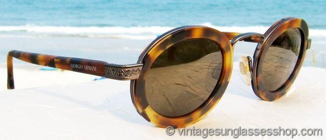 f4036c935df Vintage Giorgio Armani 631 892 Sunglasses at the Vintage Sunglasses Shop