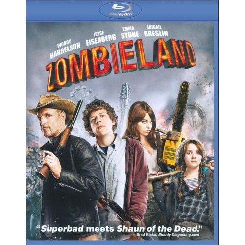 Zombieland [Blu-ray] [2009] (With Images)