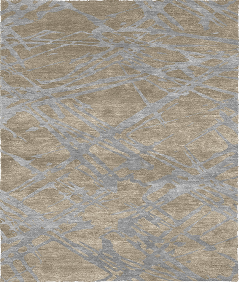 Cyclamen A Hand Knotted Tibetan Rug From The Rugs 1 Collection At Modern Area