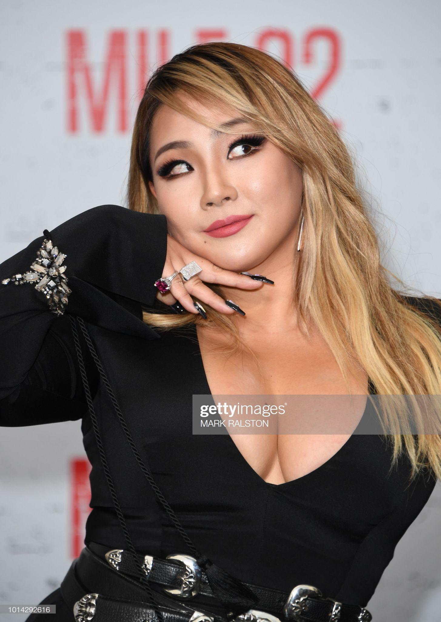 Lee Chae Rin Aka Cl Blonde Asian Amazing Women Pretty People